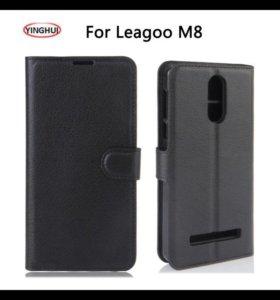 Чехол на телефон Leago m8