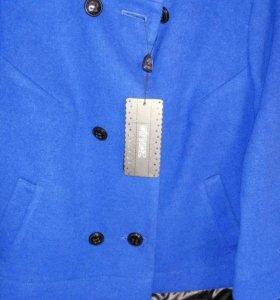 Пальто новое р. 50-52
