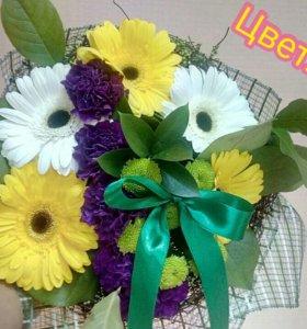 Цветы, букеты, композиции к 1 сентября