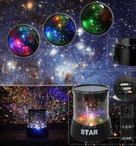 STAR MASTER проектор звездного неба