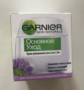 Увлажняющий крем для лица Garnier