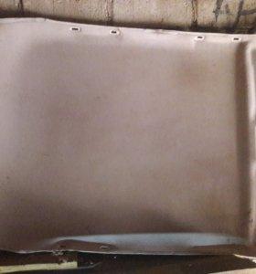 Обшивка потолка чери амулет