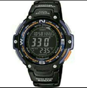 Новые часы casio sgw-100