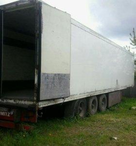 Полуприцеп фургон ' шмитц' sko 24