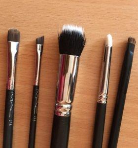 Кисти для макияжа проф. Mac ,NARS