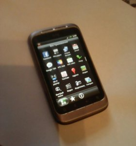 HTC woldfire S 4 дюйма.