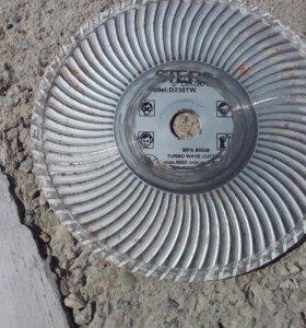 диск отрезной по бетону