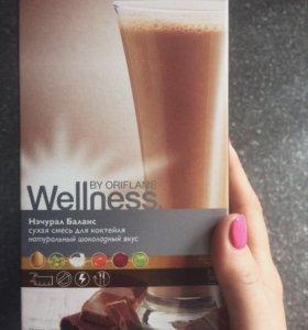 "Коктейль ""wellness "" шоколадный"