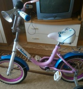 Bелосипед для девочки