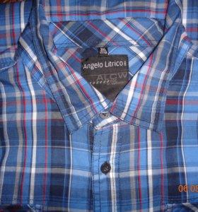 Рубашка муж. Бренд Angelo Litrico