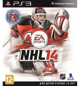 NHL 14 PS3 Игра