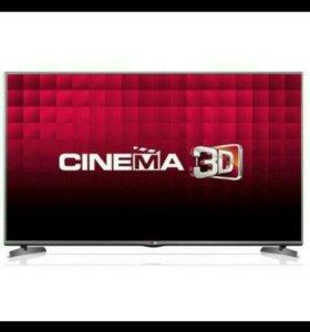 Телевизор LG 42LM615T 3D