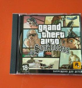 GTA SANANDREAS игра