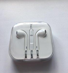 Гарнитура Apple EarPods 3.5 ми