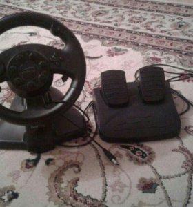 Компьютерный игровой руль