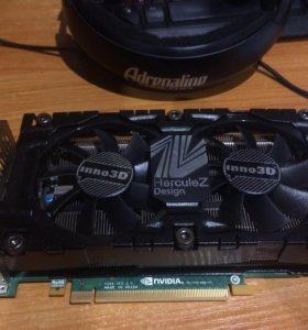 Видеокарта nvidia GeForce gtx660