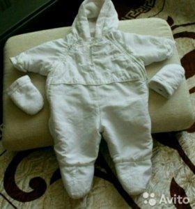 Комбинезон для вашего малыша