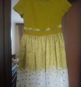 Платье (olive)