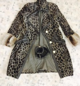 Шикарное пальто Balizza