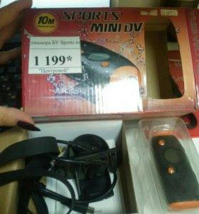 Спортивная мини камера