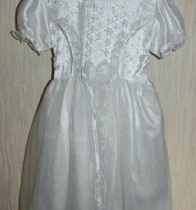 Детское платье (2 шт.)