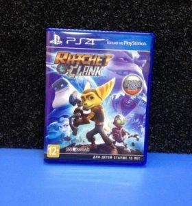 Диск для игровой приставки Sony PS4 Ratchet & Clan