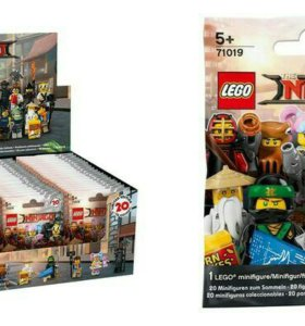 Минифигурки The Lego Ninjago Movie (71019)