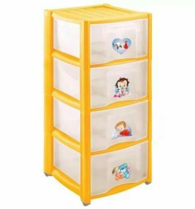 Комод детский ящик для игрушек (Россия)