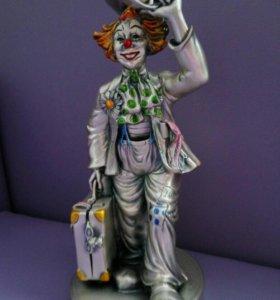 Статуэтка клоун. Италия
