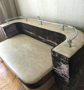 Диван дизайнерский кровать