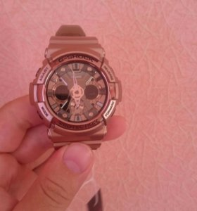 Наручные часы Casio G-Shock GA-200GD-9BCR