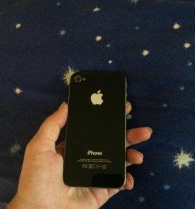 Айфон 4 на запчасти