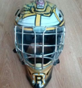 "Вратарский шлем ""itech hockey"""