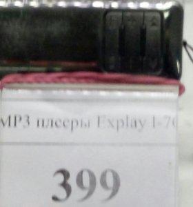 MP3 плеер Explay
