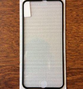 Закалённое стекло 3D изогнутый край для iPhone 7