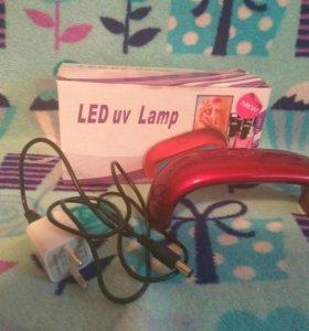 Уф лампа