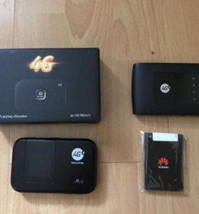 Роутер мобильный 4g Lte wi-fi