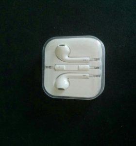 Наушники для Iphone, earpods