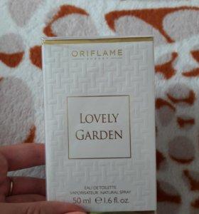 Туалетная вода Lovely Garden