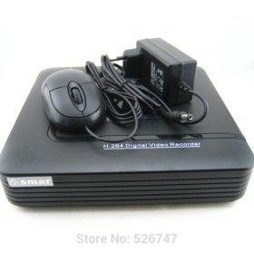 Видеорегистратор(DVR) 8 канальный