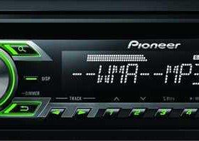 Pioneer deh 150mpg