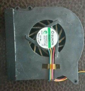 Куллер-вентилятор для ноутбука