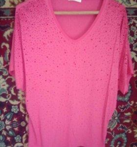 Продаю розовую крассивую кофту!!