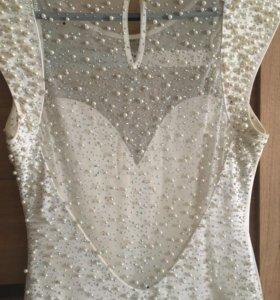 Продам вечернее или свадебное платье