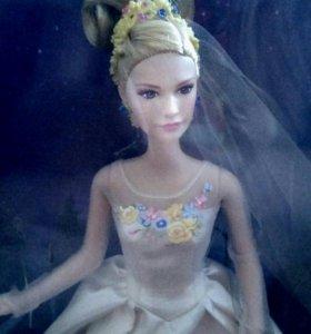 Кукла Барби Золушка в свадебном платье от Mattel