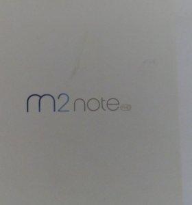 телефон MEIZU M2note