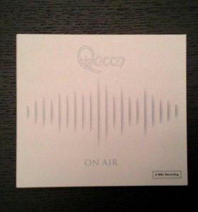 фирменный двойной cd - Queen - On air