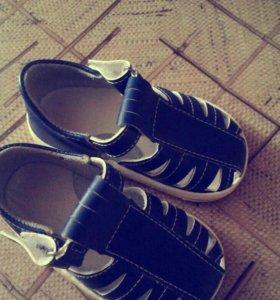Сандали детская обувь