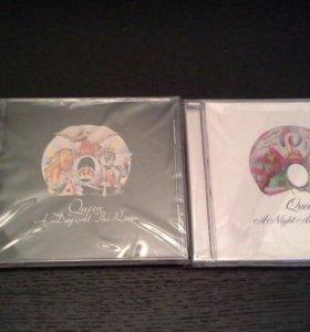 2 фирменных cd - Queen - ANATO & ADATR