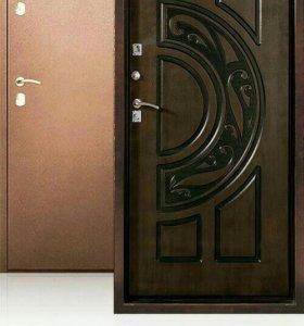 Входная дверь Термо